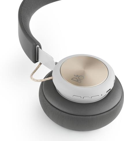 Bang & Olufsen H4 headphones on-ear controls