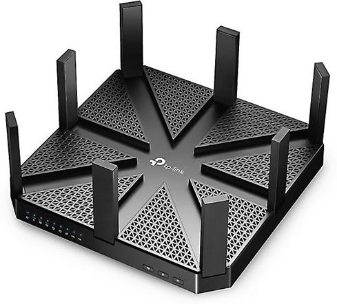 "The TP-Link Archer C5400 features eight powerful external antennas with beamforming, so you can ""aim"" Wi-Fi where you need it most."