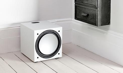 Monitor Audio Silver W-12 powered subwoofer