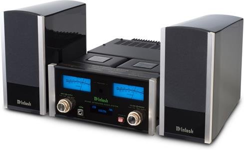 McIntosh MXA80 all-in-one stereo system