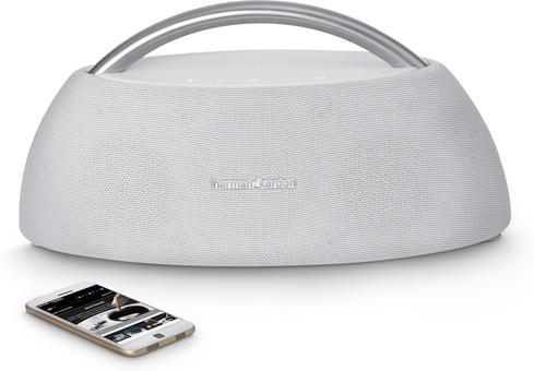 Harman Kardon Go + Play (Black) Portable Bluetooth® speaker at