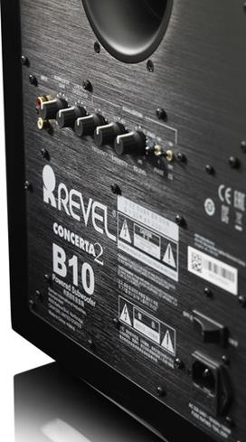 Revel® Concerta2 B10 Powered subwoofer