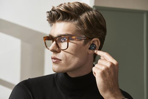 Bang & Olufsen E8 truly wireless earbuds with touch control