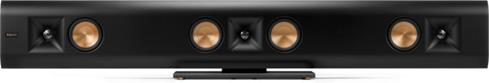 Klipsch RP-440D SB 3-channel passive home theater sound bar