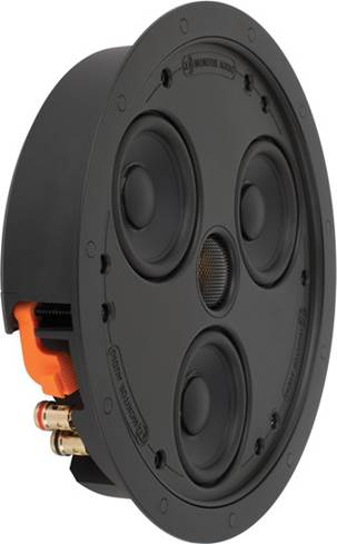 Monitor Audio CSS230 ultra-shallow in-ceiling speaker with built-in back-box