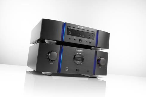 Marantz Reference Series SA-10 and PM-10