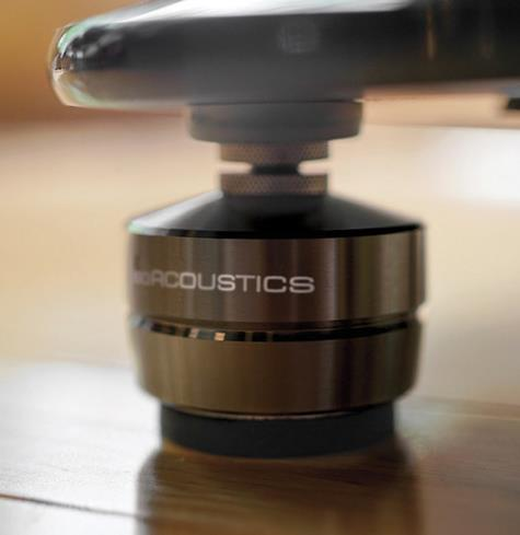 IsoAcoustics GAIA I speaker isolation feet