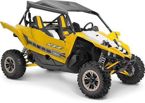 Yamaha YXZ side-by-side