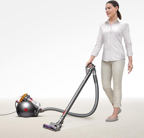 The Dyson Big Ball Multi Floor vacuum