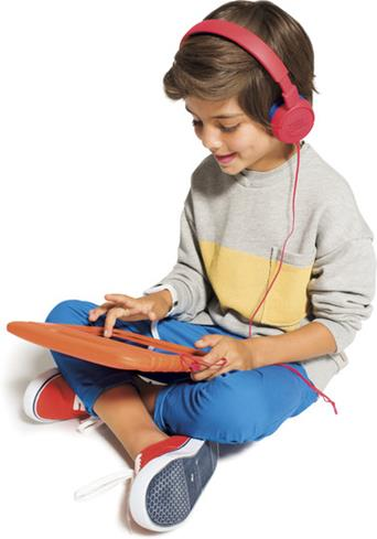 JBL JR300 kids headphones