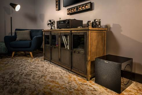 Klipsch C Series C-310ASWi powered subwoofer
