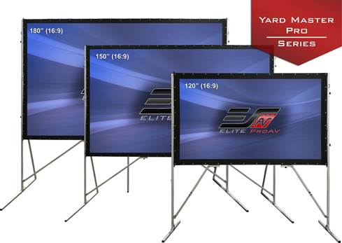 Elite Screens Yard Master Pro