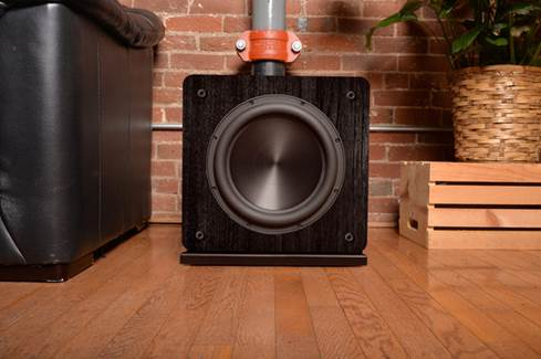 KLH Windsor powered subwoofer