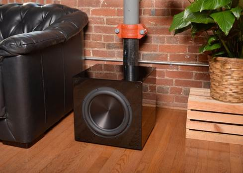 KLH Stratton 12 powered subwoofer