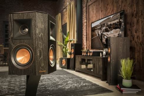 Klipsch Reference Premiere RP-402S surround speakers
