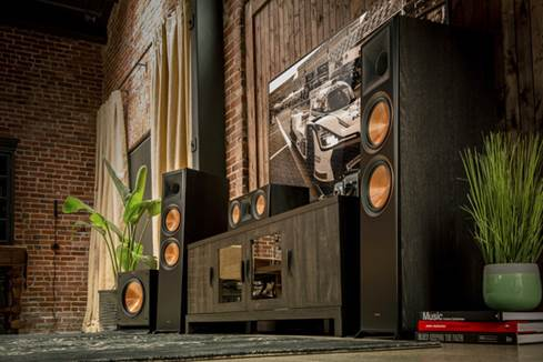 Klipsch 5.1 Home Theater Speaker System