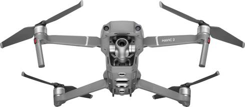 DJI Mavic 2 Zoom with 2X optical zoom camera