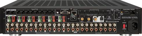 Russound MCA-88 multi-zone controller and amplifier