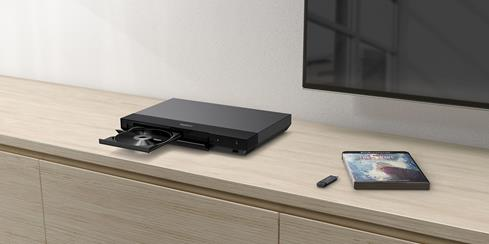 Sony UBP-X700 4K Blu-ray player