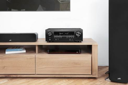 Denon AVR-S750H home theater receiver