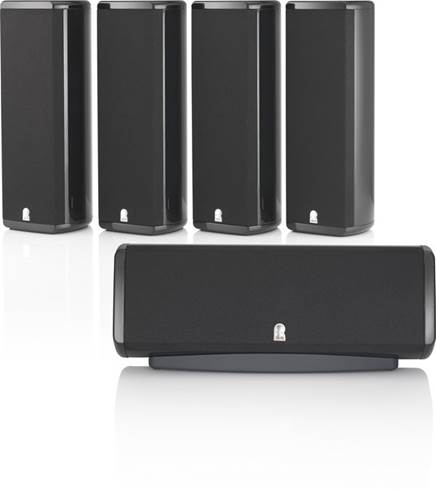 Revel Concerta M8 SP6 on-wall or tabletop speakers