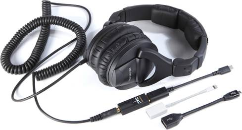 SpeakerCompareT Listening Kit