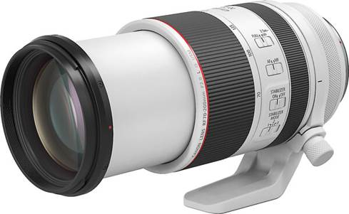 Canon RF 70-200mm f/2.8 L IS USM L Series telephoto zoom lens