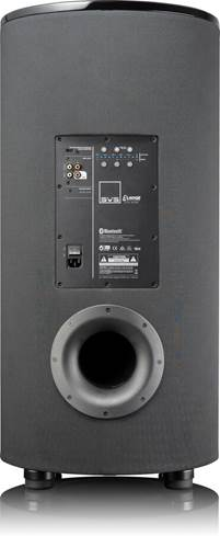 SVS PC-2000 Pro back panel