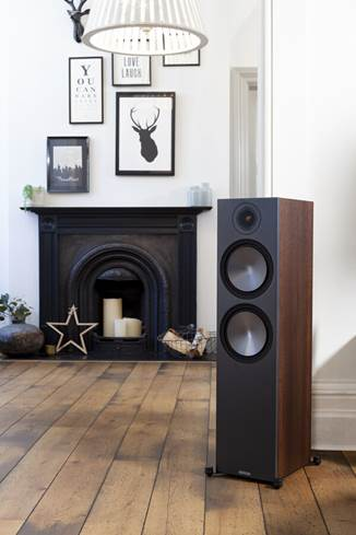 Monitor Audio Bronze 500 floor-standing speakers
