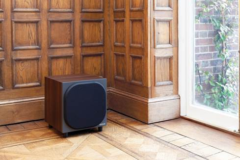 Monitor Audio W10 powered subwoofer