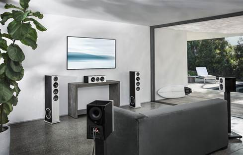 Definitive Technology Demand D5C center channel speaker