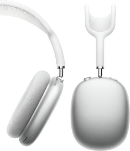 AirPods Max on-ear controls