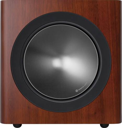 Monitor Audio Radius 390 compact powered subwoofer