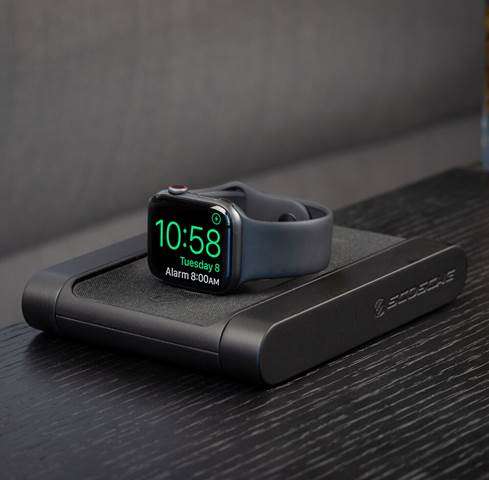 Scosche BaseLynx Apple Watch charger