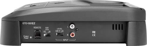 jbl gto 1001ez mono subwoofer amplifier 1 000 watts rms x 1 at 2 rh crutchfield com