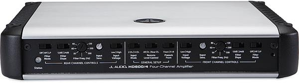 x136HD6004 i jl audio hd series hd600 4 4 channel amplifier 150 watts rms x 4  at bayanpartner.co