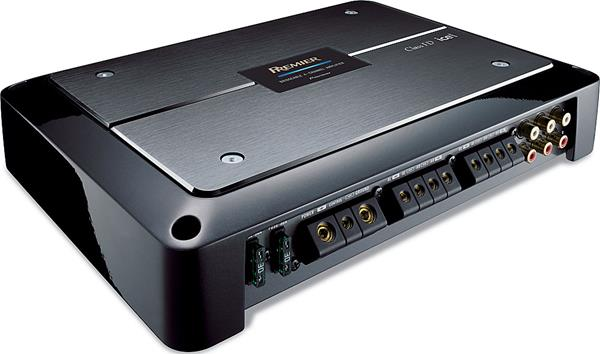 PRS-D4200F 4-channel amplifier