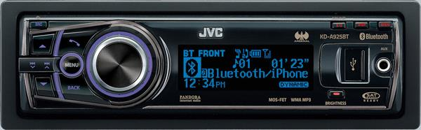 JVC Arsenal KD-A925BT
