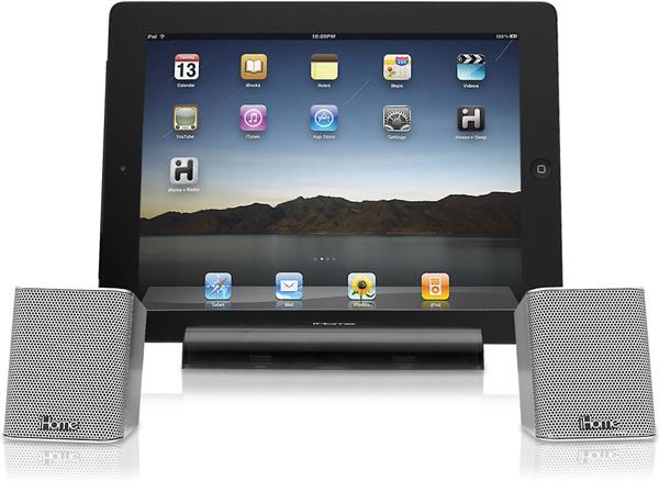 iHome iDM15SC speakers