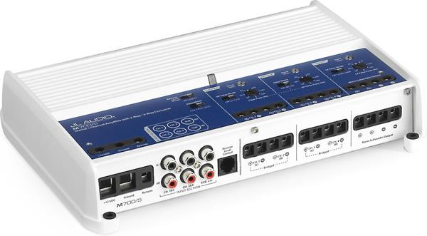 M700/5 5-channel marine amp