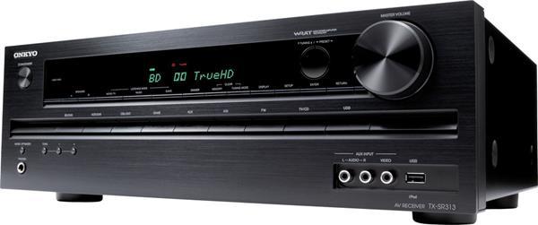 onkyo tx sr313 home theater receiver with 3d ready hdmi switching at rh crutchfield com onkyo tx-sr313 manual español Onkyo Electronics