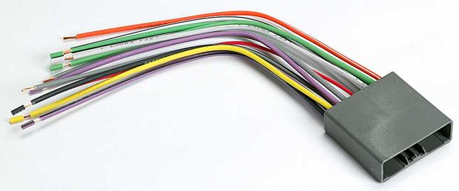x120701722 F three ways to connect your receiver's wiring harness Car Stereo Wiring Harness at nearapp.co