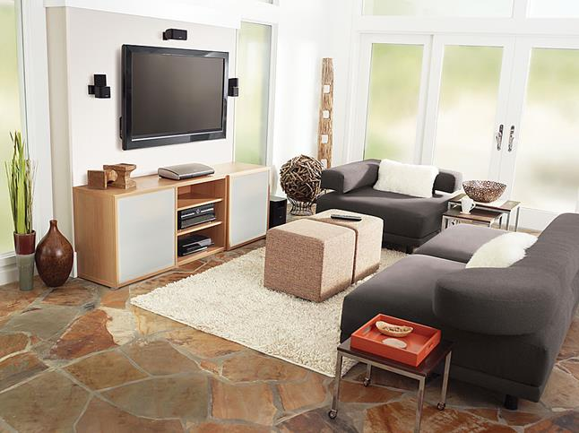 Introduction To Home Theater & Tv Sound