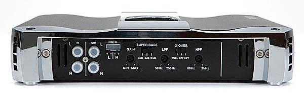 Sound OrdnanceT M-2100 amplifier
