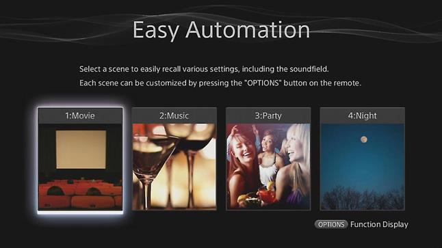 Easy Automation Mode