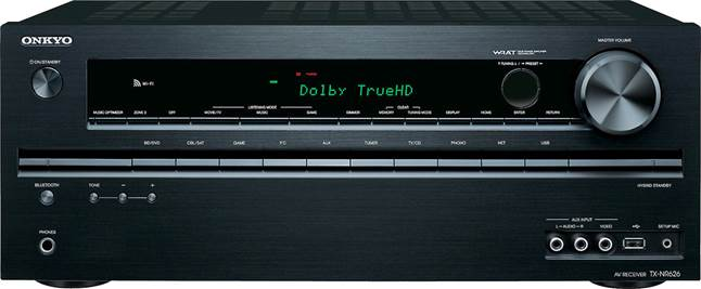 Onkyo TX-NR626 home theater receiver