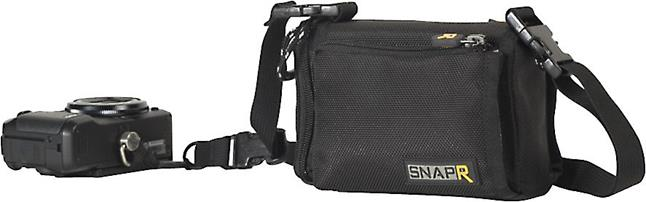 BlackRapid SnapR 20 integrated strap and bag