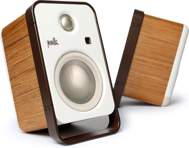 Polk Audio Hampden Bluetooth Speakers Review