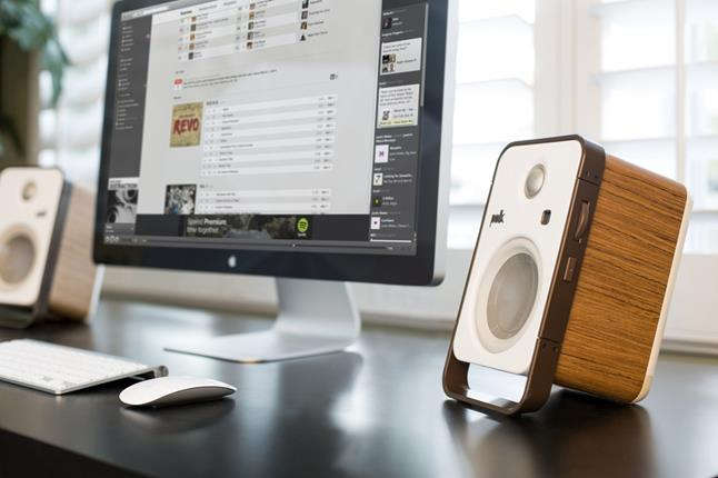 Polk Audio Hampden Bluetooth speaker