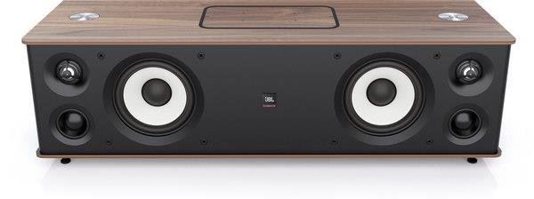 JBL Authentics L16 (grille removed)
